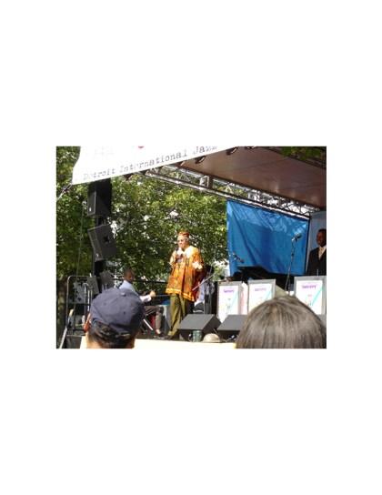 VY Det Jazz Fest afr shirt