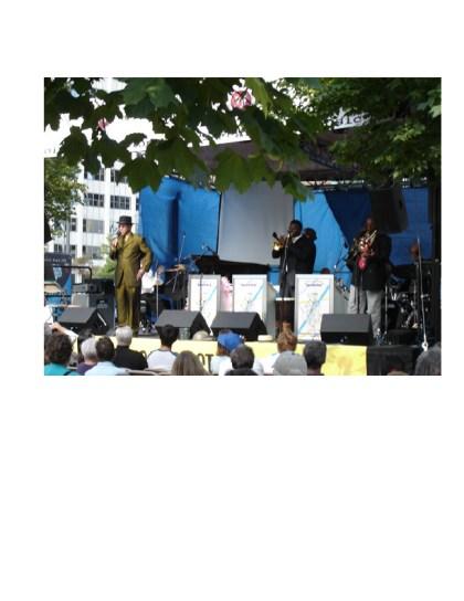 VY Det Jazz Fest derby