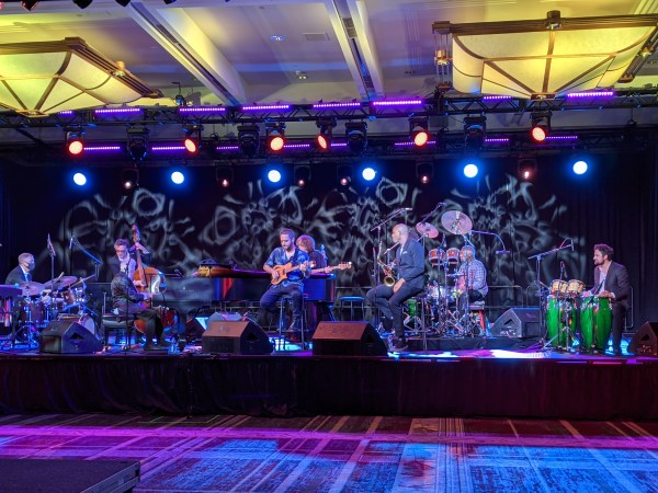 Monty Alexander BIg Band